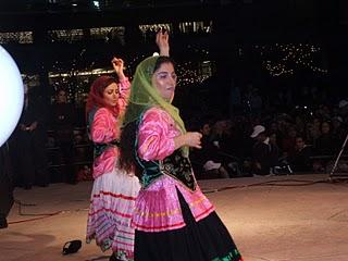 Iranian Fire Festival