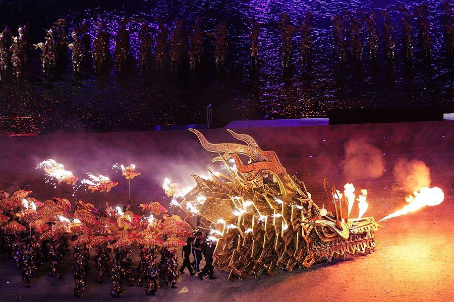 Youth Olympics - Opening Ceremony