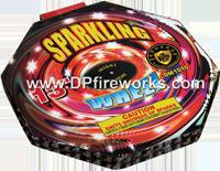 Fireworks - Wheels - 13in Sparking Wheel