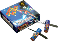 Fireworks - Sky Flyers Fire Work for Sale - fly high into the sky before bursting with color and noise. - Space Flyer