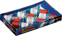 Fireworks - Sky Flyers Fire Work for Sale - fly high into the sky before bursting with color and noise. - Silver Jet