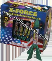 Fireworks - Rockets Fireworks For Sale- Sky Rockets Bottle Rockets Saturn Missiles - X Force Rocket