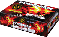 Fireworks - 200G Multi-Shot Cake Aerials Store - Buy fireworks cake for sale on-line - Pyroclasm
