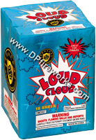 Fireworks - 200G Multi-Shot Cake Aerials Store - Buy fireworks cake for sale on-line - Loud Cloud