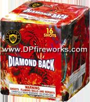Fireworks - 200G Multi-Shot Cake Aerials Store - Buy fireworks cake for sale on-line - Diamond Back