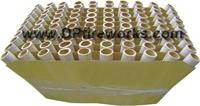 Fireworks - Pro 1.3G/Cat 4 Display Cake - 100S Fan Shape Cake