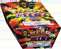 Fireworks - 200G Multi-Shot Cake Aerials Store - Buy fireworks cake for sale on-line - Mega Mini