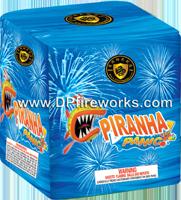 Fireworks - 200G Multi-Shot Cake Aerials Store - Buy fireworks cake for sale on-line - Piranha Panic