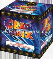 Fireworks - 200G Multi-Shot Cake Aerials Store - Buy fireworks cake for sale on-line - Crazy Matrix