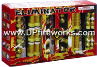 Fireworks - Reloadable Artillery Shells/Mortars Fireworks For Sale- Relodable Kits contain a mortar tube and several shells that are loaded and fired one at a time. - Eliminator - Artillery Shells