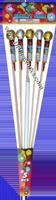 Fireworks - Rockets Fireworks For Sale- Sky Rockets Bottle Rockets Saturn Missiles - Funny Face Rocket