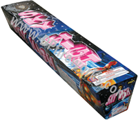 Fireworks - Maximum Load 500g Cakes - Our top selling fire works - Sky High - 500g Cake