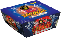 Fireworks - Maximum Load 500g Cakes - Our top selling fire works - Humdinger - 500g Cake