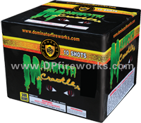 Fireworks - Maximum Load 500g Cakes - Our top selling fire works - MAMMOTH CRACKLE
