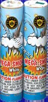Fireworks - Smoke Items For Sale On-line - Mega Somke Mammoth Smoke Smoke Balls Smoke Granade Military Smoke 2 Min Smoke and more! - Mega smoke - white