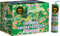 Fireworks - Smoke Items For Sale On-line - Mega Somke Mammoth Smoke Smoke Balls Smoke Granade Military Smoke 2 Min Smoke and more! - Two Min. Smoke Screen