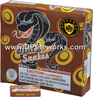 Fireworks - Snakes Fire work For Sale On-line - The classic favoriates! - Snakes - black