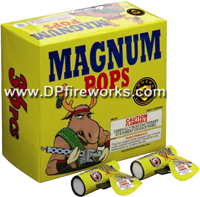 Fireworks - Party Poppers - Magnum Pops
