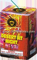 Fireworks - 200G Multi-Shot Cake Aerials Store - Buy fireworks cake for sale on-line - Desert at Night