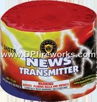 Fireworks - 200G Multi-Shot Cake Aerials Store - Buy fireworks cake for sale on-line - News Transmitter