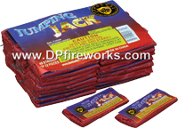 Fireworks - Jumping Jacks are the classic spinning ground fire work - Jumping Jacks