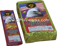 Fireworks - Firecracker Store - Buy firecrackers for sale online at US Fireworks Firecracker Store - Firecrackers are small rolled paper tubes with a fuse that produce a loud bang. Firecrackers can be purchased in packs rolls and strips. - Dominator Firecrackers 100s