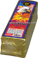 Fireworks - Firecracker Store - Buy firecrackers for sale online at US Fireworks Firecracker Store - Firecrackers are small rolled paper tubes with a fuse that produce a loud bang. Firecrackers can be purchased in packs rolls and strips. - Dominator Firecrackers 300s