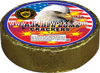 Fireworks - Firecracker Store - Buy firecrackers for sale online at US Fireworks Firecracker Store - Firecrackers are small rolled paper tubes with a fuse that produce a loud bang. Firecrackers can be purchased in packs rolls and strips. - Dominator Firecrackers 16000 Firecracker Roll